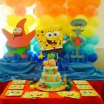 Bob Sponga Party Decorations