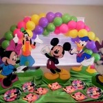 Mickey Party Decoration