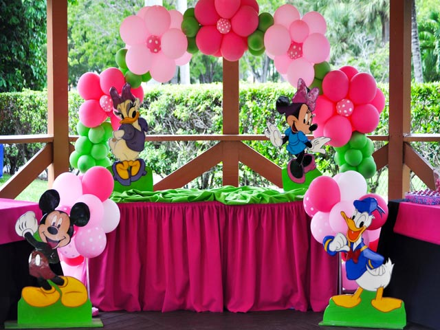 Balloon arches for Arches decoration