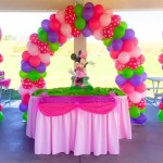 Minnie Party Decoration Balloons