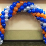 Preesschool Balloon Arch