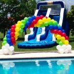 Rainbow Arch Balloon