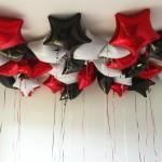 Stars Helium Balloons