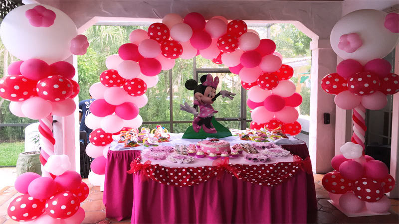 Party decorations miami balloons doc mcstuffins party decorations helium balloons minnie party decoration balloons birthday party decorations miami junglespirit Choice Image